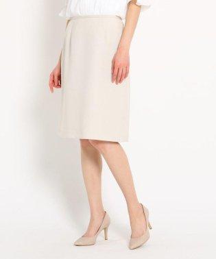 【洗える】リネンライク スカート