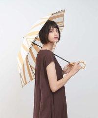 ストライプ兼用長傘