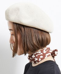 クリスピーペーパーベレー帽