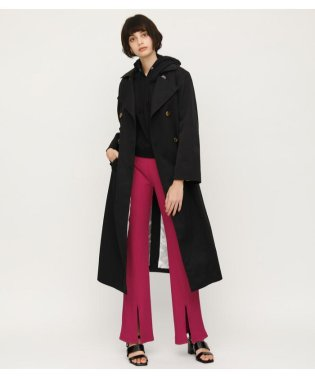 LOOSE LONG TRENCH COAT