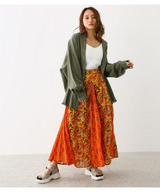 フラワーパネル スカート