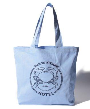 【MAISON KITSUNE 】HOTEL MAISON KITSUNE トートバッグ