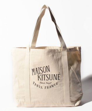 【MAISON KITSUNE 】PALAIS ROYAL トートバッグ