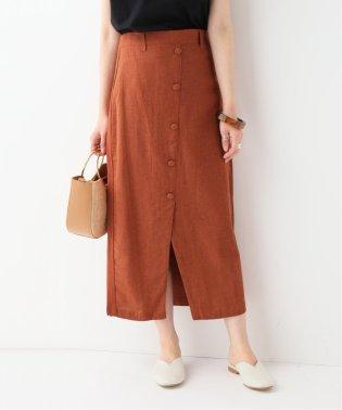 RITA ROW フロントボタンスカート