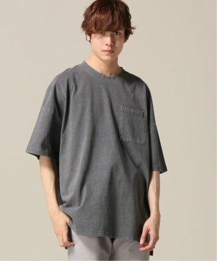 ヘビーオンスピグメントルーズTシャツ