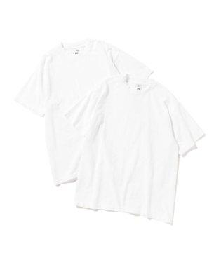 LOSANGELES APPAREL × BEAMS / 別注 2パック Tシャツ