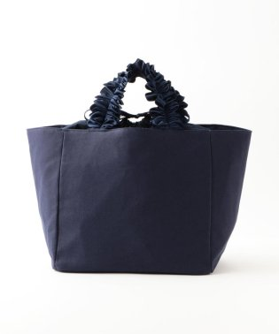 【CACHELLIE】FRILL HANDLE CANVAS TOTE(M)