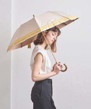 【別注】<Athena New York(アシーナ ニューヨーク)>MADISON ボーダー 晴雨兼用 折りたたみ傘
