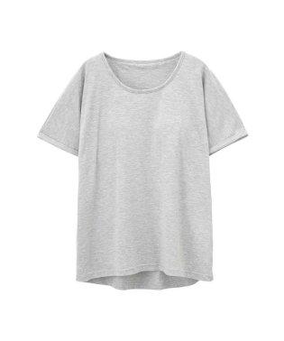 SARARI プラチナ加工 ブラトップTシャツ FW-2808