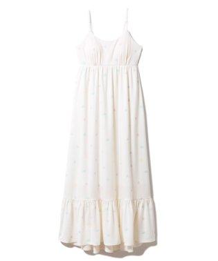 GOOD SLEEPキャミソールロングドレス