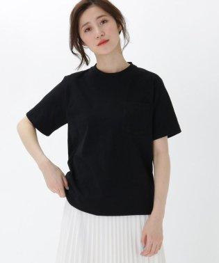 日本製 JAPAN MADE あせない 黒Tシャツ 11905