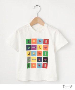 【100cm~150cm】【パパおそろい】Tetris(R)Tシャツ