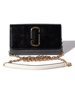 【MARC JACOBS】SNAPSHOT MARC JACOBS WALLET ON CHAIN チェーンウォレット