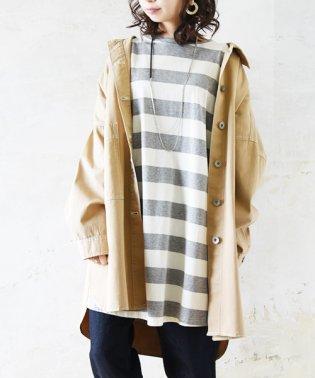 ビッグシルエットシャツジャケット