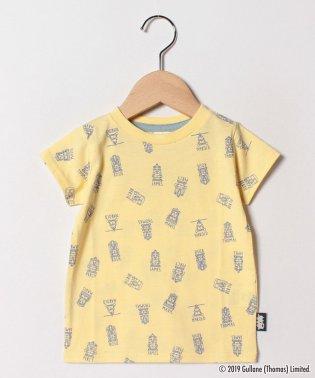【きかんしゃトーマス】総柄Tシャツ