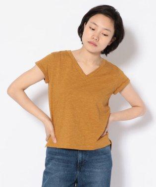 MARIED'OR(マリードール)VネックTシャツ
