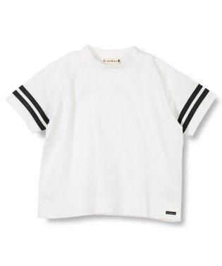 袖ラインデザインTシャツ(80~150cm)