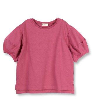 シンプル5分袖Tシャツ