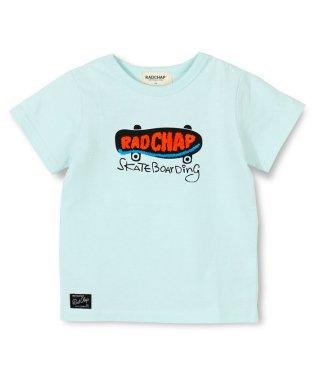 スケボー半袖Tシャツ(80~140cm)