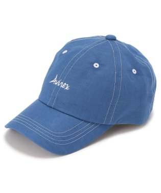 【FUDGE 6月号掲載】【直営店限定】Women's/綿麻キャップ/ COTTON×LINEN CAP