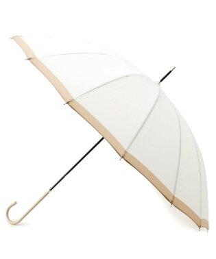 晴雨兼用16本骨パイピング長傘