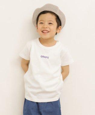 Fruits ロゴプリントTシャツ(KIDS)