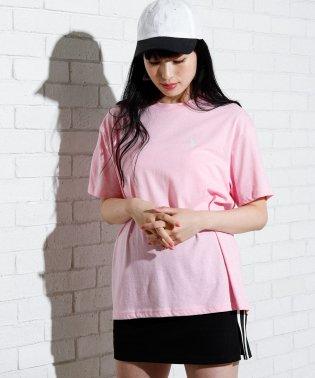 別注USPOLOワンポイントTシャツ