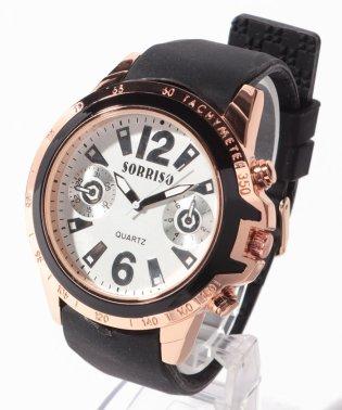 【SORRISO】腕時計 SRF7 メンズ腕時計