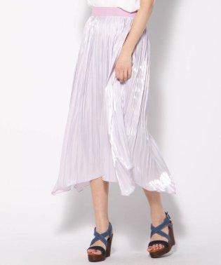 【雑誌掲載】シャイニープリーツロングスカート