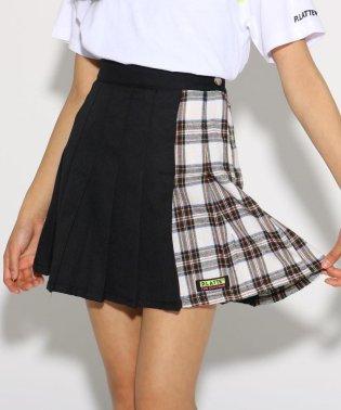 ★ニコラ掲載★MIXチェック スカート