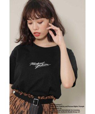Michael Jackson フォトプリントTシャツ