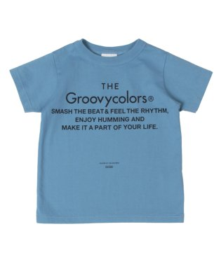 テンジク GROOVY COLORS BASIC TEE
