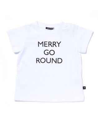 テンジク MERRY GO ROUND 半袖 Tシャツ