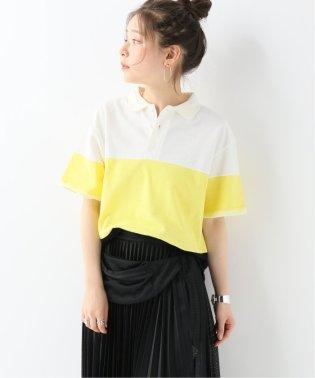 【EFILEVOL/エフィレボル】Big Border Loose ポロ:ポロシャツ
