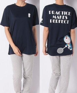 エスエーギア/ドラえもんバドミントンTシャツ
