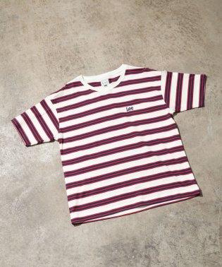 【一部店舗限定】【Lee】ボーダーTシャツ