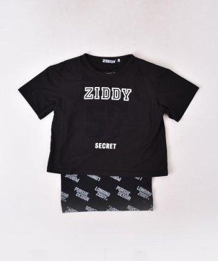 天竺ロゴタンクトップ+ナンバーTシャツ
