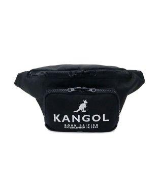 カンゴール KANGOL bread ウエストバッグ 250-4960