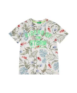 トロピカル半袖Tシャツ・カットソー