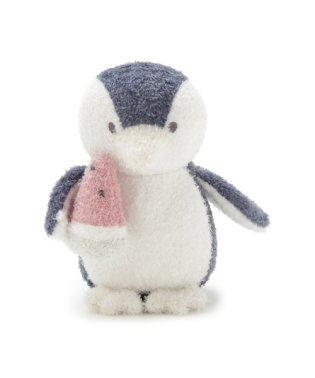 【BABY】'スムーズィー'ペンギン baby ガラガラ
