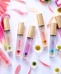 〈Kailijumei/カイリジュメイ〉Flower Gloss/フラワーグロス 金箔タイプ