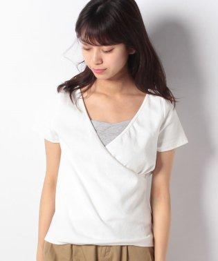 2WAYカシュクールTシャツ