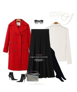 N.Vogue(エヌヴォーグ)ニットプリーツスカート