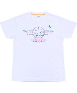 コンバース/キッズ/JRプリントTシャツ