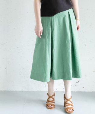 オックスカラースカート