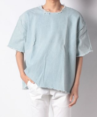 ASHLEY ROWE:OVERSIZE TEE