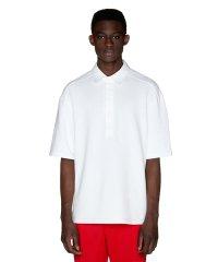 オーバーサイズポロシャツ