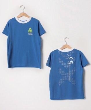 REEBOKバックデザインラッシュTシャツ
