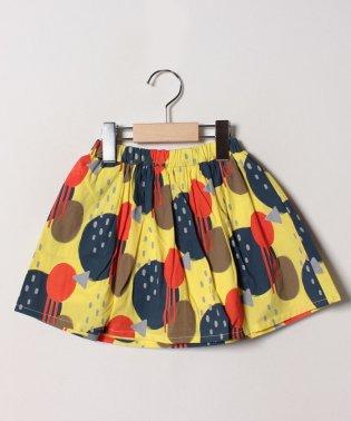 幾何学スカート