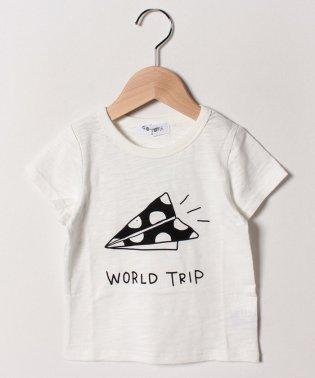 紙飛行機Tシャツ